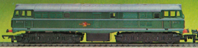 Class 31 Brush (Type 2) Locomotive