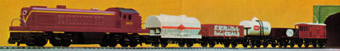 Coast To Coast Express Freight Set (Aust)