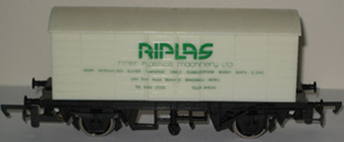 RIPLAS - Ritter Plastics Machinery Ltd Van