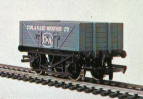 Coal & Allied 5 Plank Wagon (Aust)