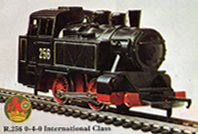 0-4-0 International Class