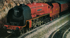 Coronation Class Locomotive - Duchess Of Sutherland