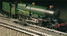 King Class Locomotive - King Edward I