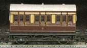 G.W.R. Four Wheel Coach