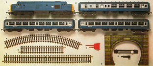 B.R. Inter-City Set