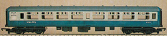 B.R. Mk.2 Second Class Open Coach (SO)