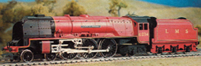 Coronation Class Locomotive - Duchess Of Abercorn