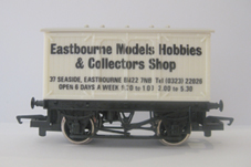 Eastbourne Models & Hobbies & Collectors Shop Closed Van