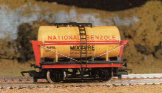 National Benzole Tank Wagon