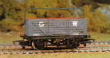 G.W.R. Wagon with Sheet Rail