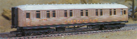 L.N.E.R. First Class Sleeping Car