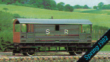 S.R. 20 Ton Goods Brake Van