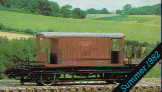 B.R. 20 Ton Goods Brake Van