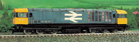 Class 58 Co-Co Freight Locomotive