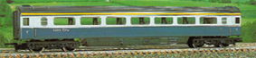 B.R. Mk.3 First Class Open Coach (TF)
