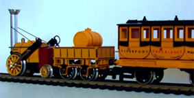 Stephenson's Rocket OO Scale Presentation Pack
