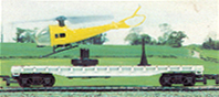 Operating Helicopter Car