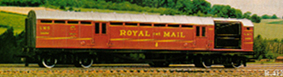 L.M.S. Royal Mail Coach Set
