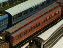 M.R. Clerestory Brake 3rd Coach
