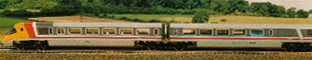 B.R. Class 370 Advanced Passenger Train Pack