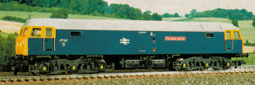 Class 47 Co-Co Locomotive - The Queen Mother