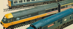 B.R. Inter-City 125 Train Pack