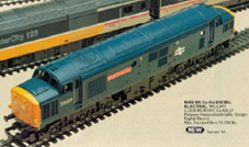 Class 37 Diesel Locomotive - William Cooksworthy