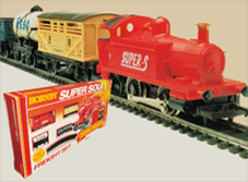 Super Sound Freight Set