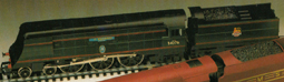 Battle Of Britain Class Locomotive - 41 Squadron