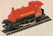 Huntley & Palmers 0-4-0ST Locomotive
