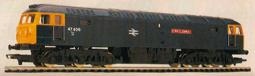 Class 47 Co-Co Locomotive - Rail Riders