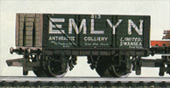 Emlyn Open Wagon