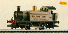Tolgus Tin Company 0-4-0T Locomotive