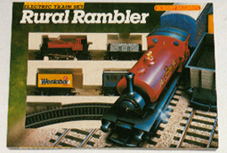 Rural Rambler Train Set
