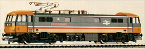 Class 86 Electric Locomotive - Royal Anglican Regiment
