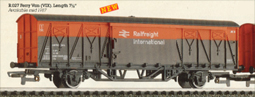 Ferry Van - Railfreight International (VIX)
