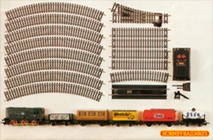 The Diesel Shunter Train Set