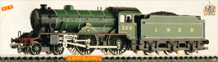 Class D49 Locomotive - The Fitzwilliam