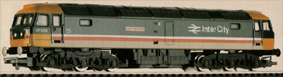 Class 47 Co-Co Locomotive - North Star