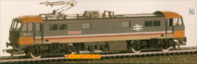 Class 86 Bo-Bo Electric Locomotive - The Kingsman