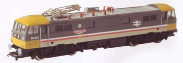 Class 86 Bo-Bo Electric Locomotive - Frank Hornby