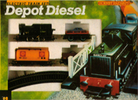 Depot Diesel Train Set