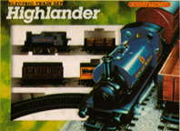 Highlander Train Set