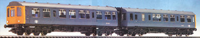Class 110 2-Car Diesel Multiple Unit