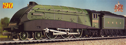 Class A4 Locomotive - Golden Eagle