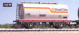 Shell Oils Tank Wagon (TTA)
