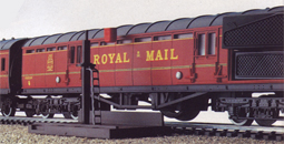 B.R. Operating Royal Mail Coach