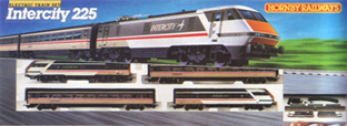 InterCity 225 Express Train Set