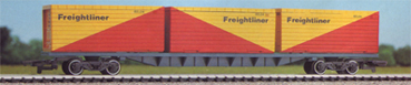 Freightliner 3 x 20ft Container Wagon (FFA)