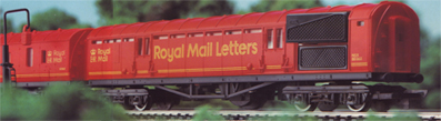 Operating Royal Mail Travelling Post Office